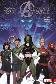 A-Force Vol. 1: Hypertime (Trade Paperback)