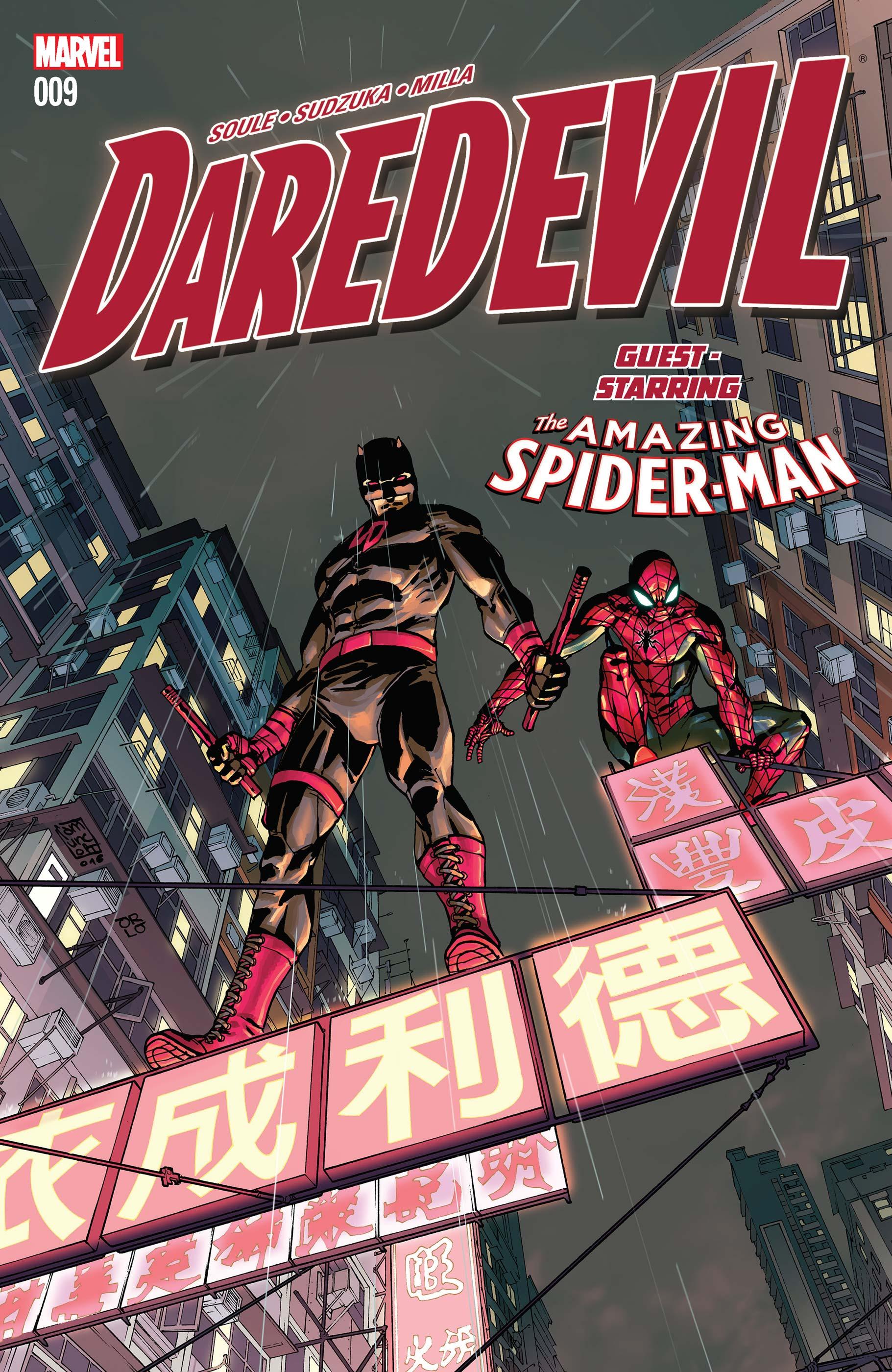 Daredevil (2015) #9