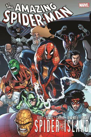Spider-Man: Spider-Island (Trade Paperback)