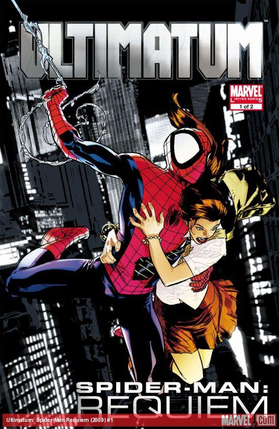 Ultimatum: Spider-Man Requiem (2009) #1