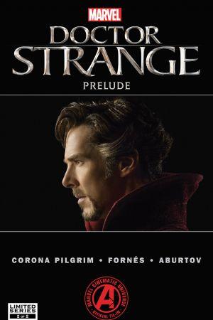 Marvel's Doctor Strange Prelude #2