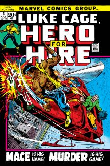 Luke Cage, Hero for Hire #3