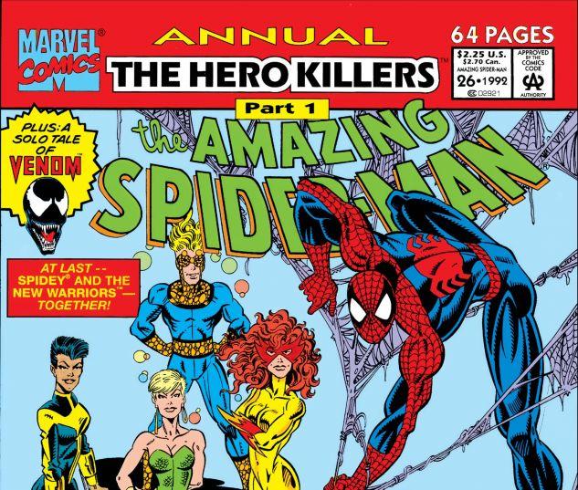 AMAZING SPIDER-MAN ANNUAL (1964) #26