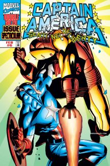 Captain America: Sentinel of Liberty #6
