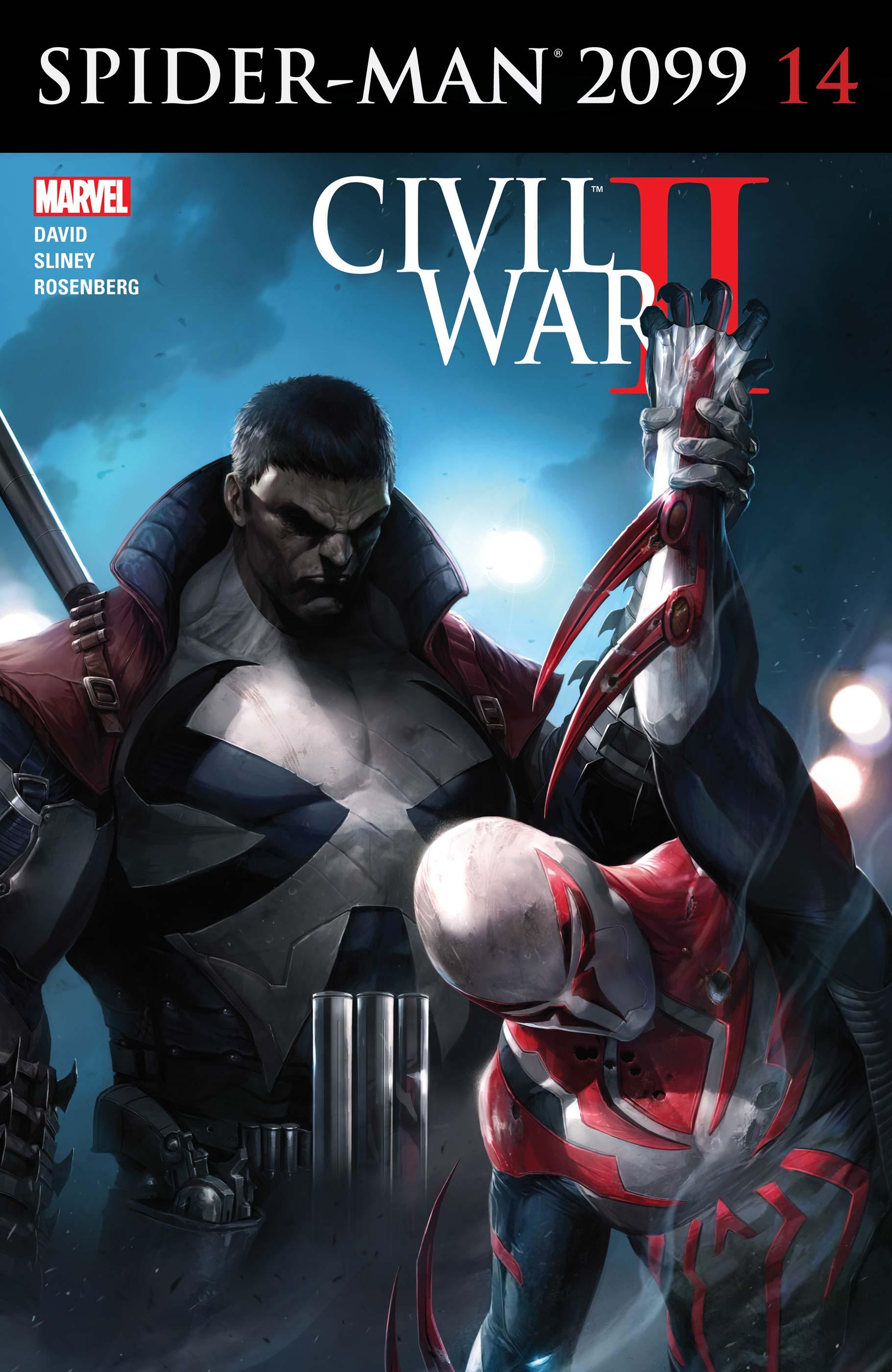 Spider-Man 2099 (2015) #14