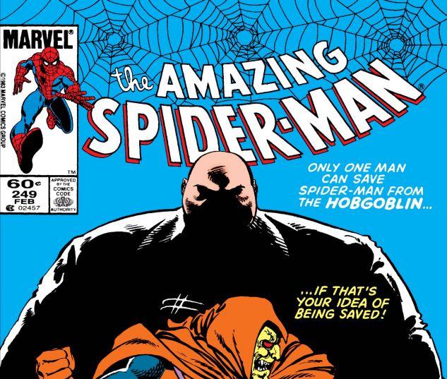 Amazing Spider-Man (1963) #249
