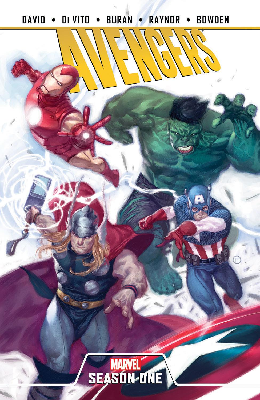 Avengers: Season One (2013)