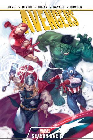 Avengers: Season One #0