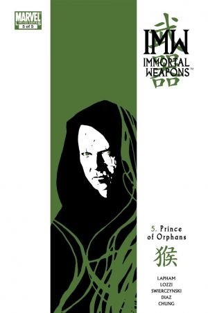 Immortal Weapons (2009) #5