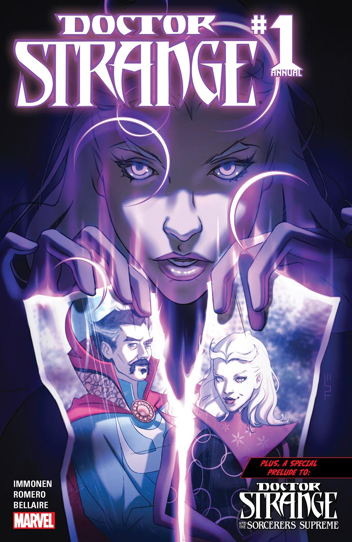 Doctor Strange Annual (2016) #1