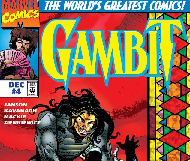 Gambit (1997) #4