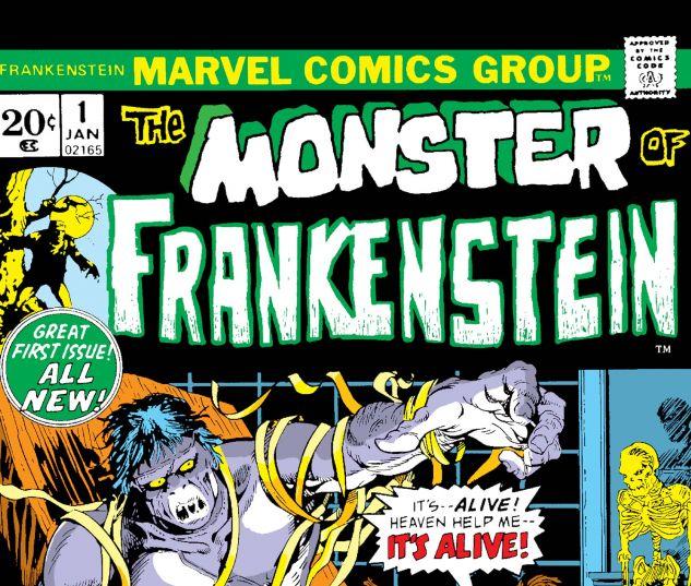 Frankenstein (1973) #1