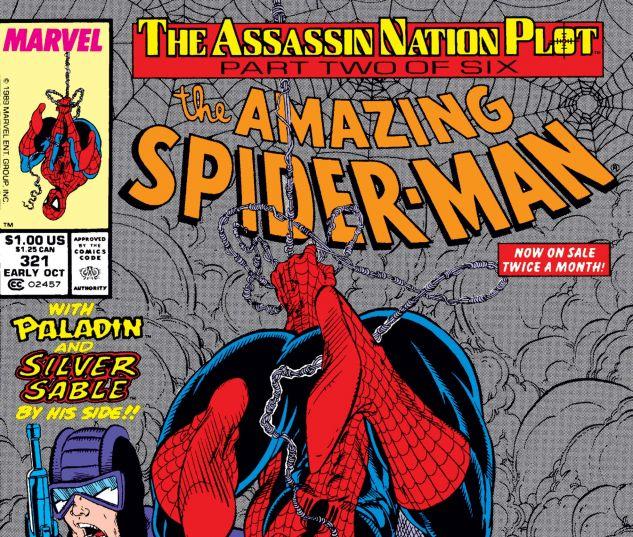 Amazing Spider-Man (1963) #321