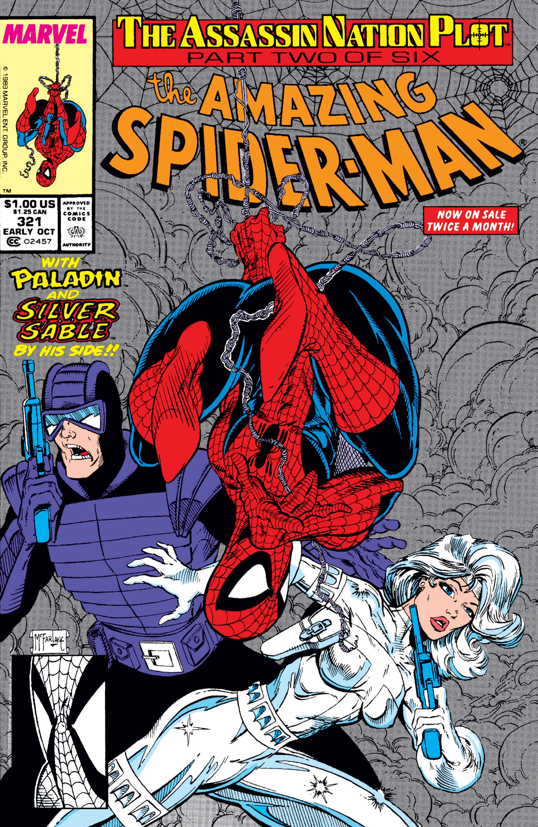 The Amazing Spider-Man (1963) #321