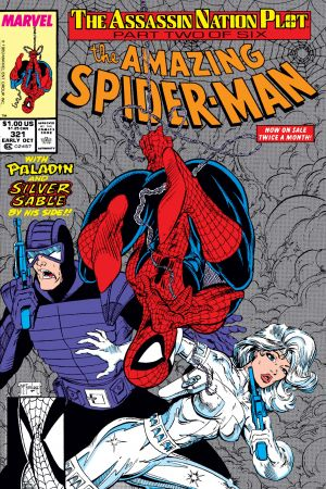 The Amazing Spider-Man #321