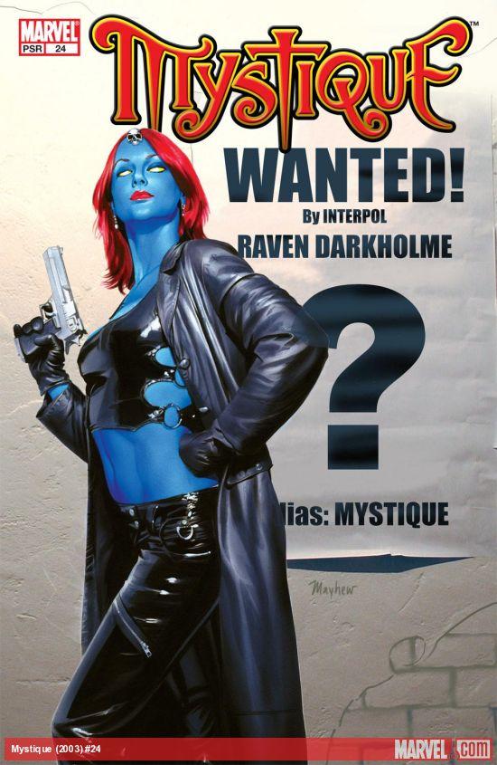 Mystique (2003) #24