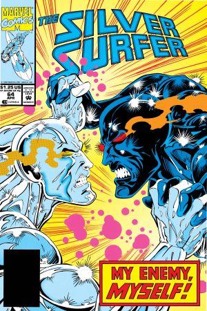 Silver Surfer (1987) #64