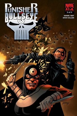 Punisher Vs. Bullseye (2005) #5