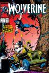 WOLVERINE (1988) #5
