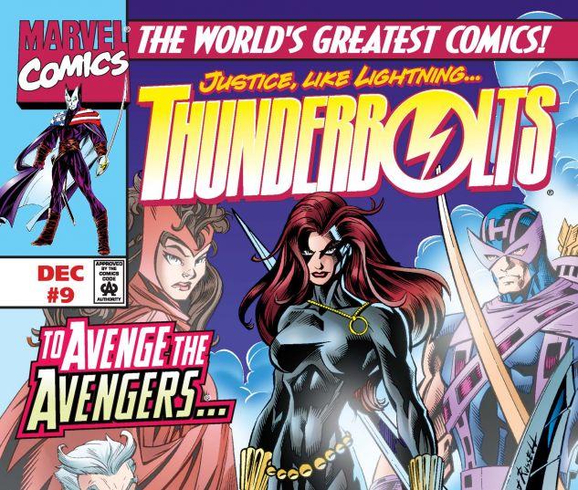 Thunderbolts (1997) #9