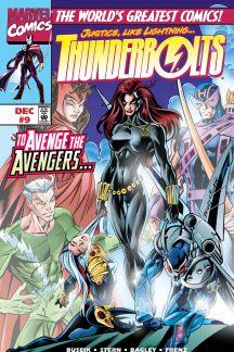 Thunderbolts #9