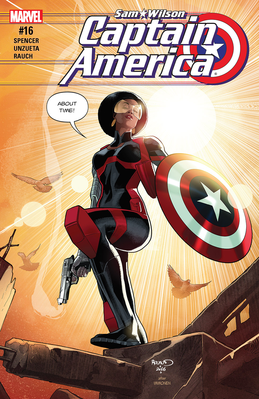 Captain America: Sam Wilson (2015) #16
