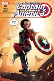 Captain America: Sam Wilson #16