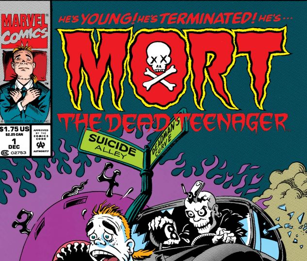 Mort The Dead Teenager (1993)