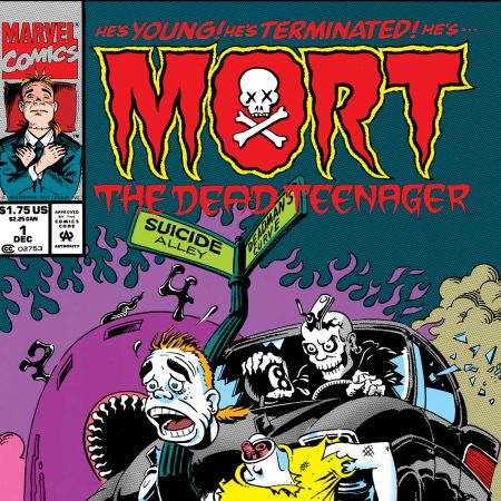 Mort The Dead Teenager (1993 - 1994)