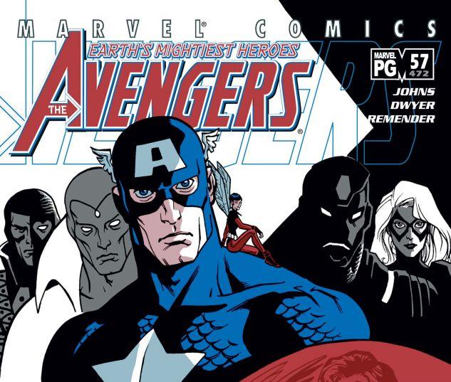 Avengers (1998) #57