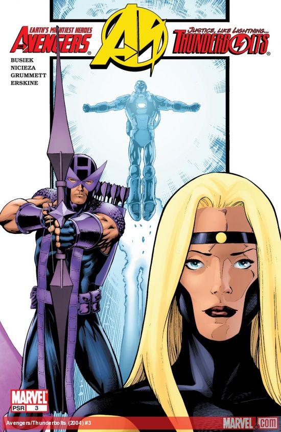 Avengers/Thunderbolts (2004) #3