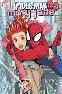 Spider-Man Loves Mary Jane (2005) #1