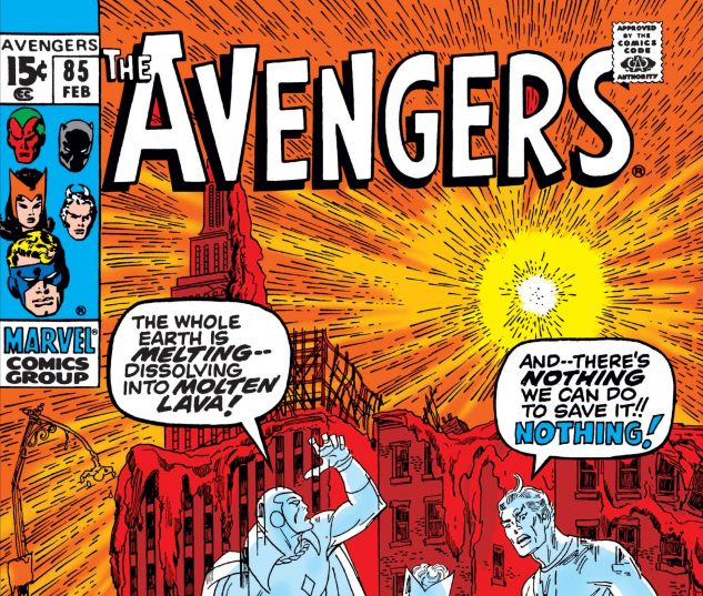AVENGERS (1963) #85