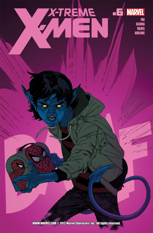 X-Treme X-Men (2012) #6