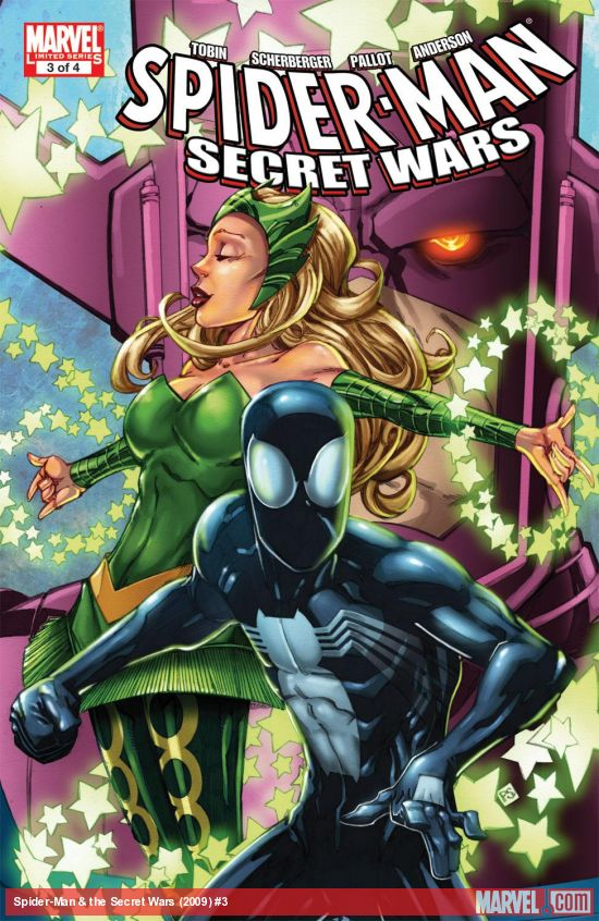 Spider-Man & the Secret Wars (2009) #3