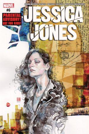 Jessica Jones (2016) #6