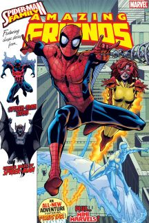 SPIDER-MAN FAMILY FEATURING SPIDER-MAN'S AMAZING FRIENDS 1 #1