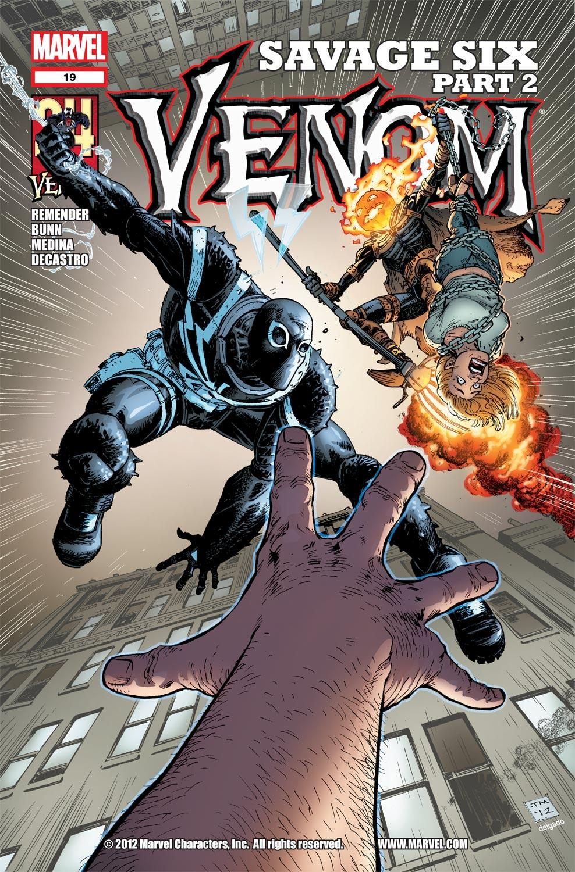 Venom (2011) #19