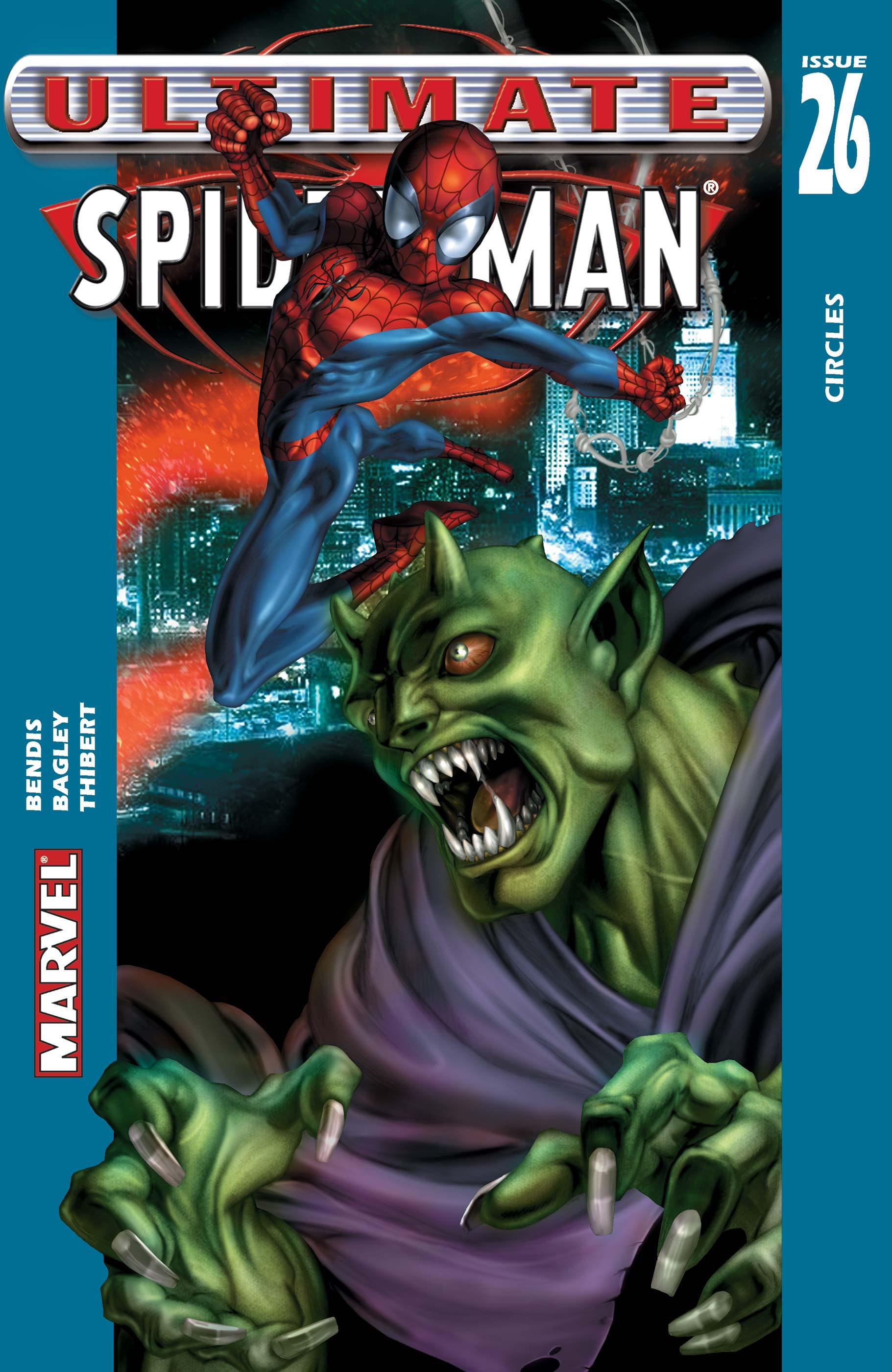 Ultimate Spider-Man (2000) #26