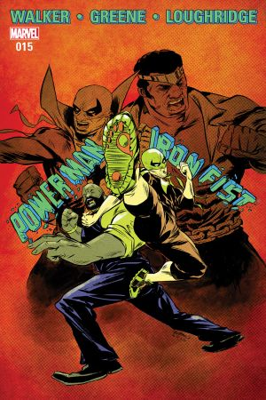 Power Man and Iron Fist (2016) #15