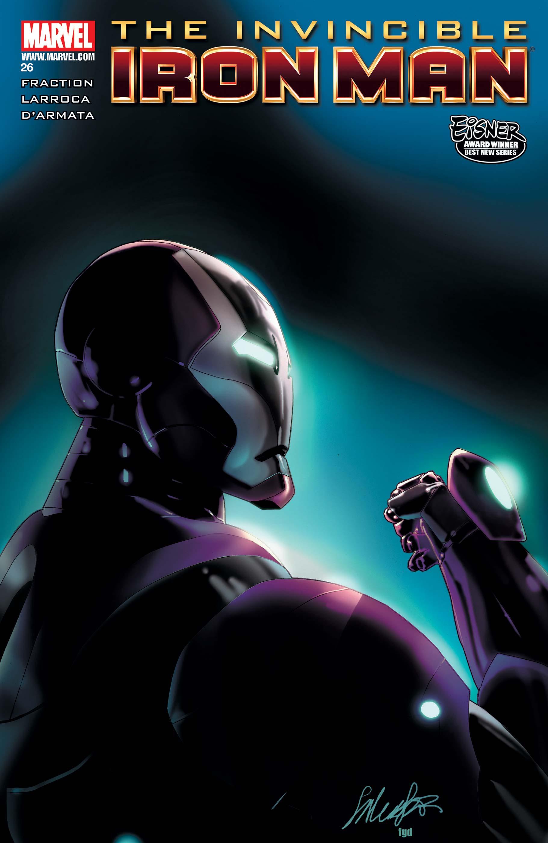 Invincible Iron Man (2008) #26