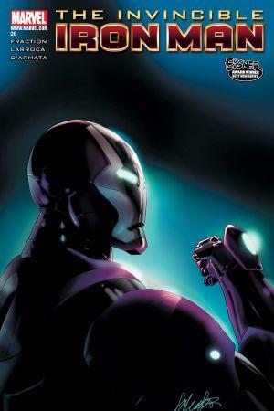 Invincible Iron Man #26