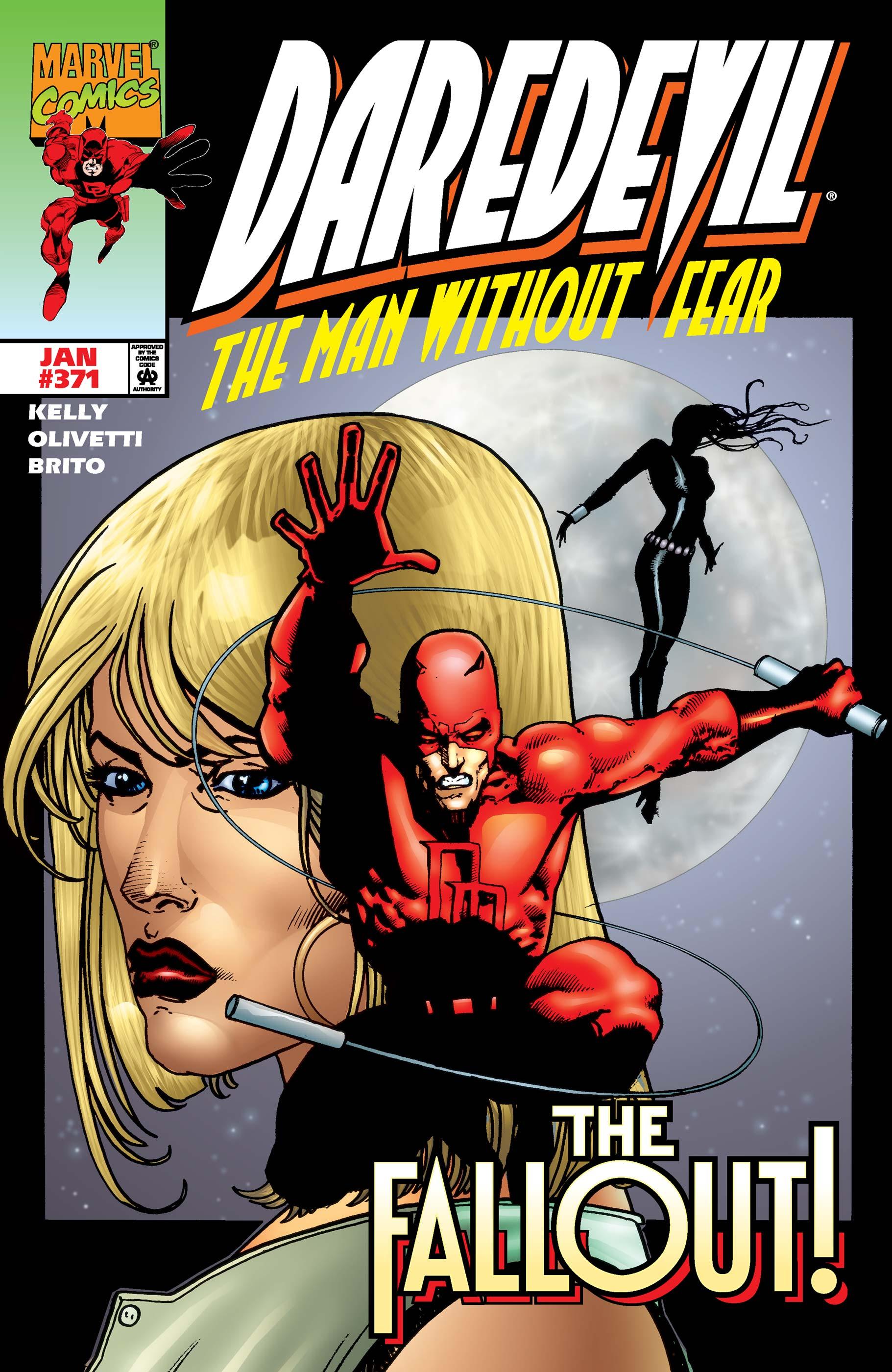 Daredevil (1964) #371
