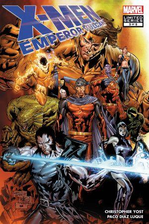 X-Men: Emperor Vulcan #3