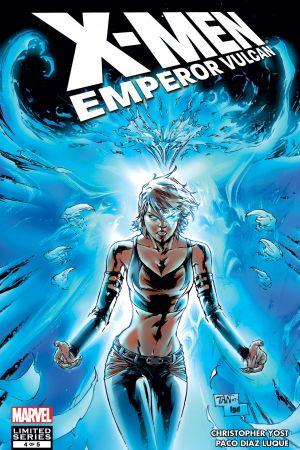 X-Men: Emperor Vulcan (2007) #4