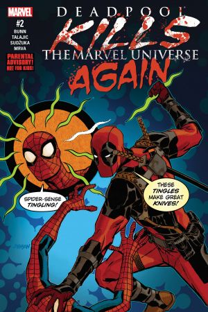Deadpool Kills the Marvel Universe Again (2017) #2