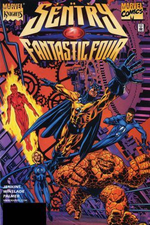 THE SENTRY/FANTASTIC FOUR 1 #1