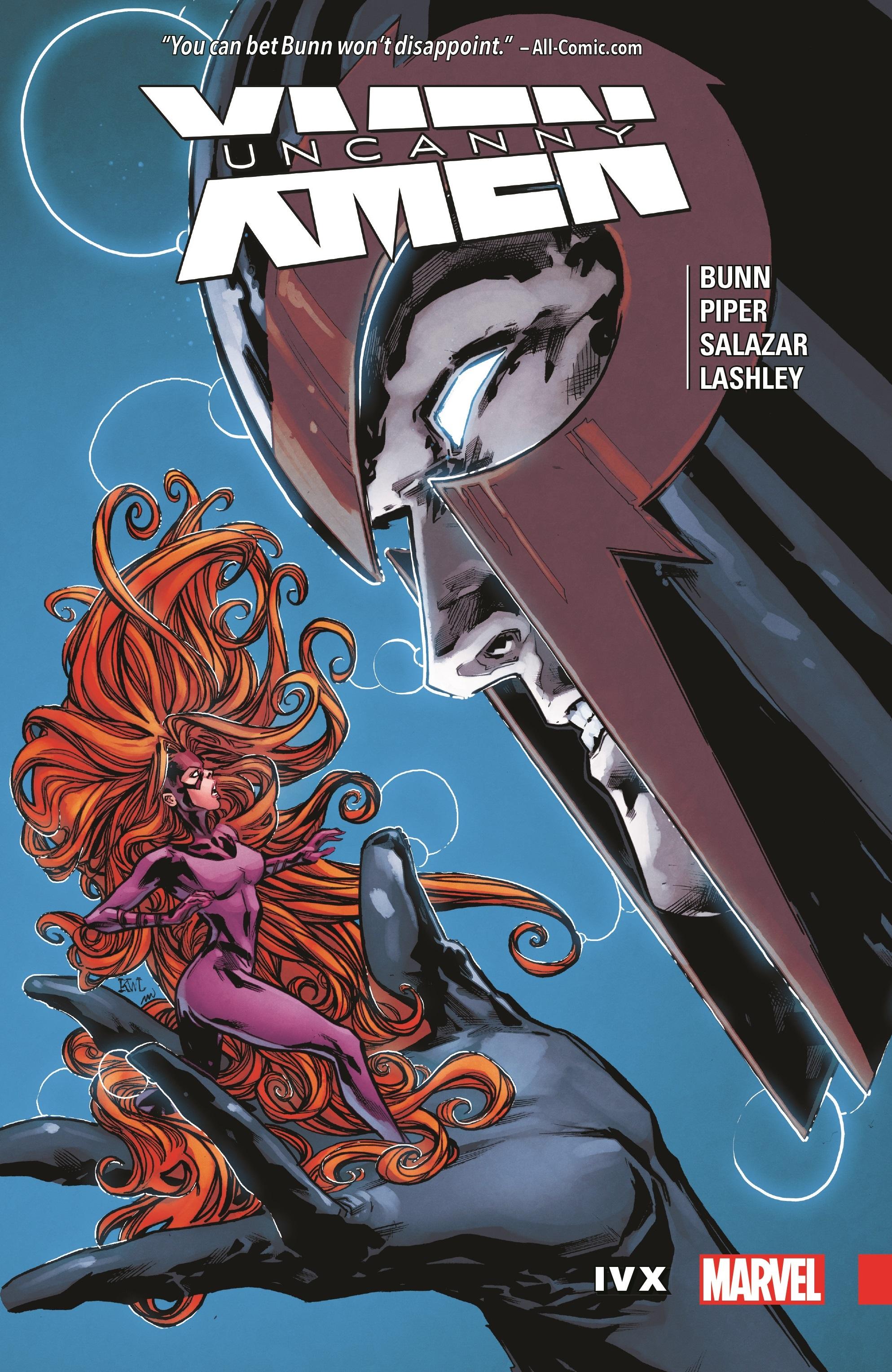 Uncanny X-Men: Superior Vol. 4 - IVX (Trade Paperback)