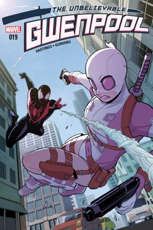 The Unbelievable Gwenpool (2016) #19