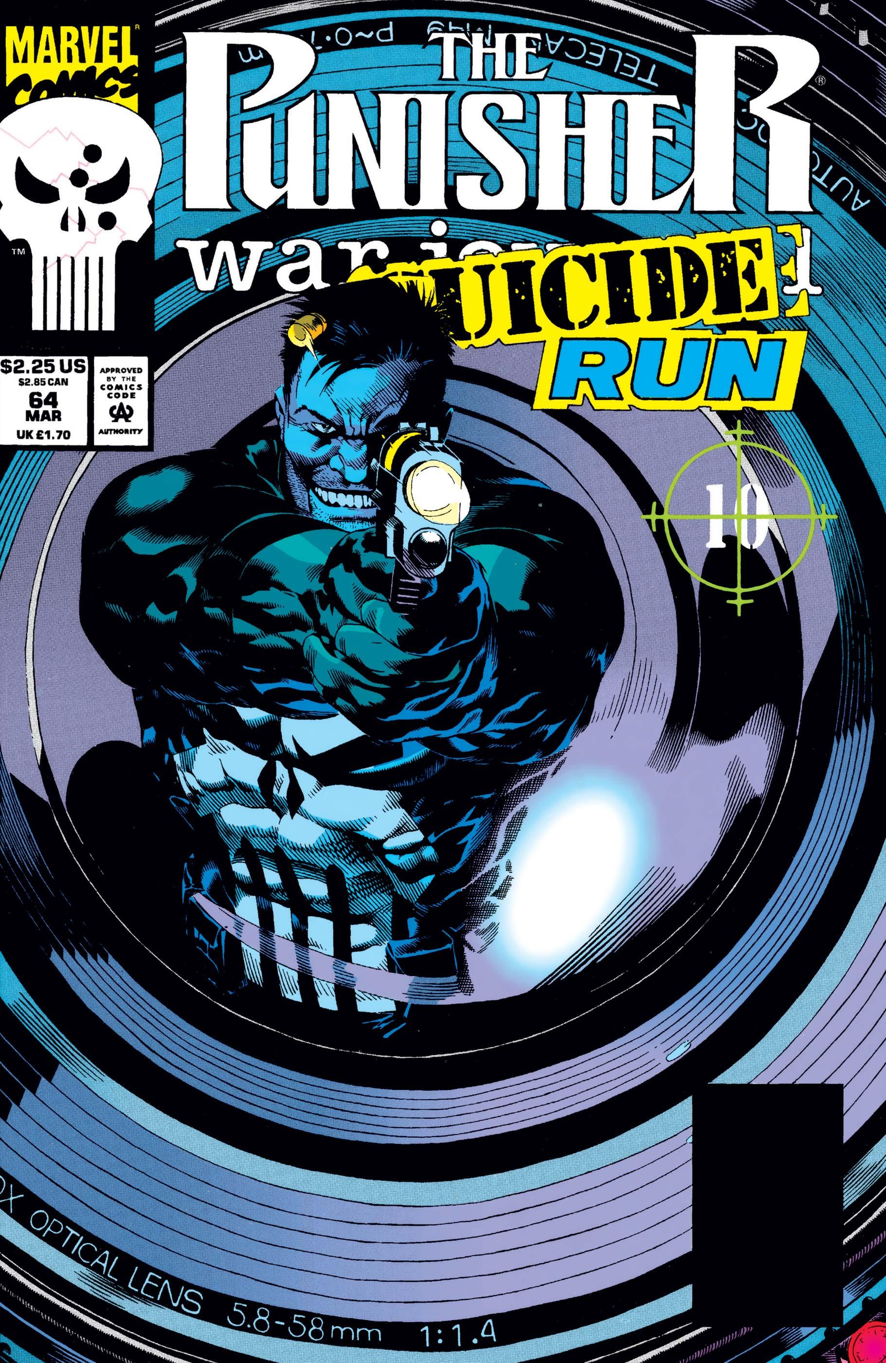 Punisher War Journal (1988) #64